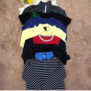 Other - Bundle of 6 Boy Top Shirts & Sweaters Sz 5